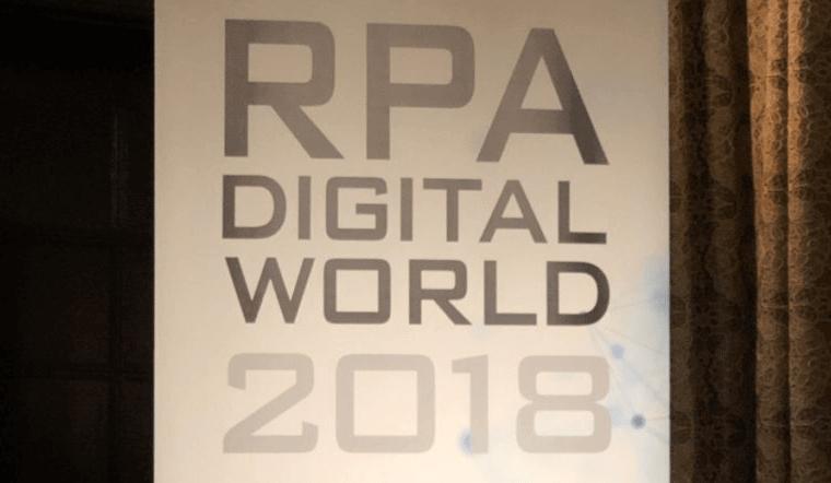 RPA-DIGITALWORLD2018 チャットボットやWeb接客・RPA等のAI・人口知能製品・サービスの比較・検索・資料請求メディア