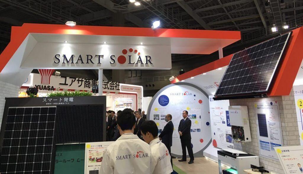 スマートソーラー株式会社が提供するスマート発電