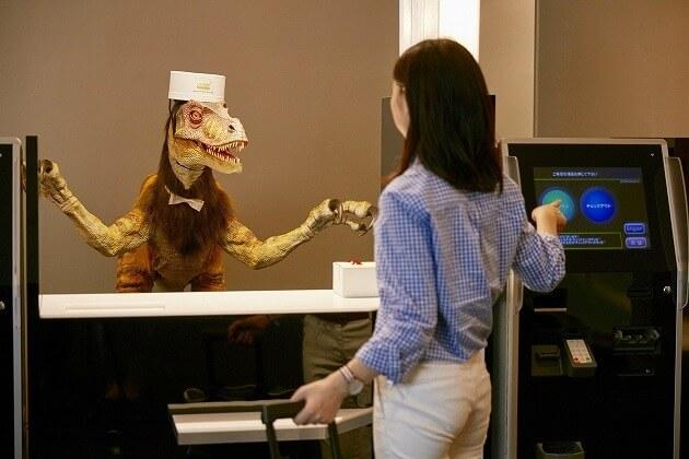 ロボットが受付業務、おもてなしまで!旅行業エイチ・アイ・エスが仕掛ける、変わり続ける「変なホテル」観光・旅行業