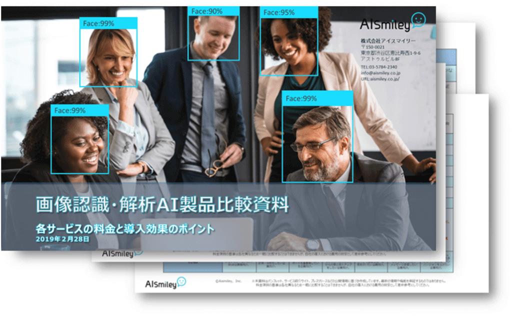 【無料比較資料あり】4つの質問でみえる画像認識AI製品・サービス導入の心構え