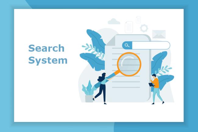 検索システム