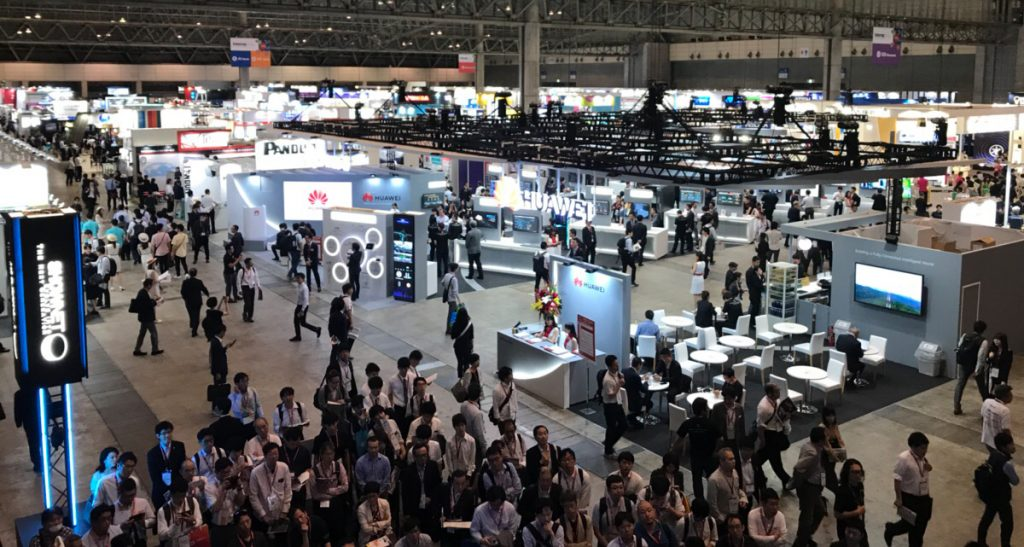 Interop Tokyo 2019のメイン会場|AI・人工知能製品・サービス・ソリューション・プロダクト・ツールの比較一覧・導入活用事例・資料請求が無料でできるメディア