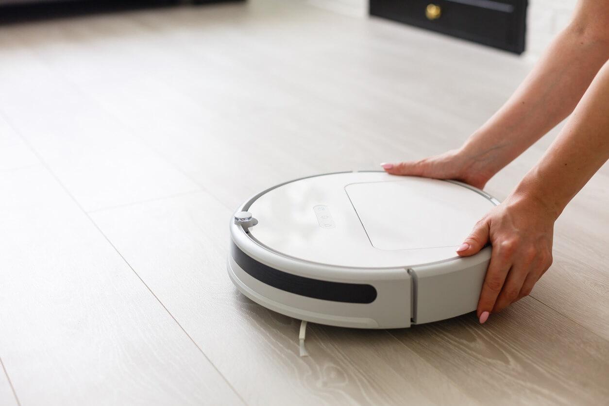 ・AIの利用例2:お掃除ロボット