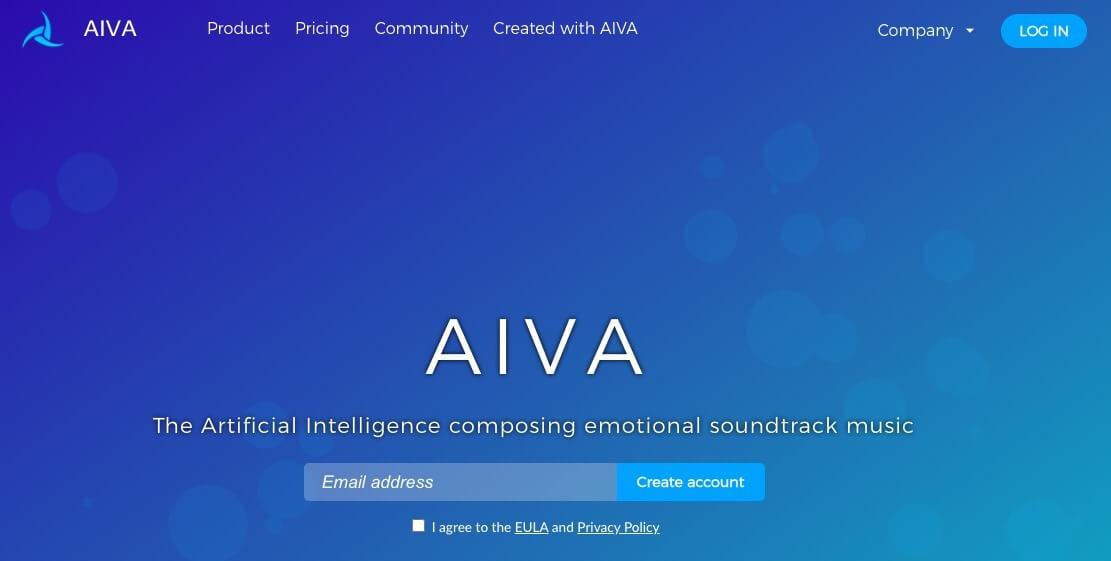 ・AIVA|人工知能を搭載した製品・サービスの比較一覧・導入活用事例・資料請求が無料でできるAIポータルメディア