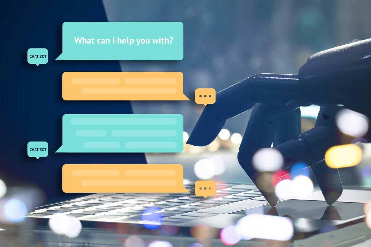 ■人間のように会話ができるチャットボットの仕組み 人工知能を搭載した製品・サービスの比較一覧・導入活用事例・資料請求が無料でできるAIポータルメディア