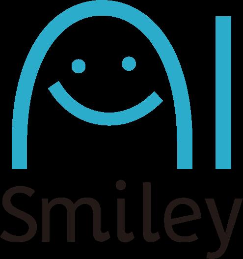 AIポータルメディア「AIsmiley」縦ロゴ